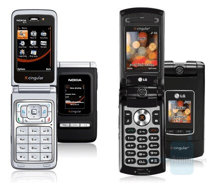 Nokia N75 and LG CU500v - AT&T really launches Nokia N75 and LG CU500v