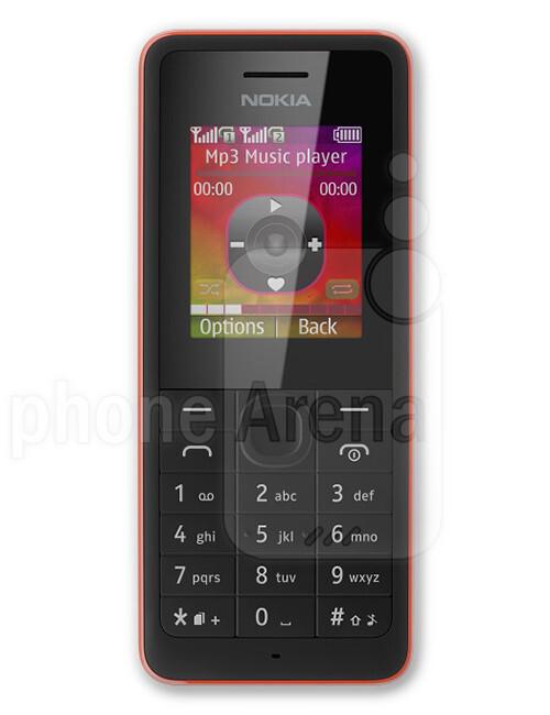 Nokia 107 dual SIM ($30)