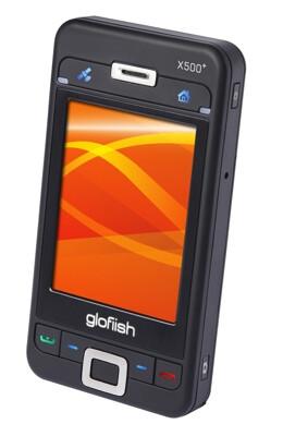 Eten X500+ has VGA display