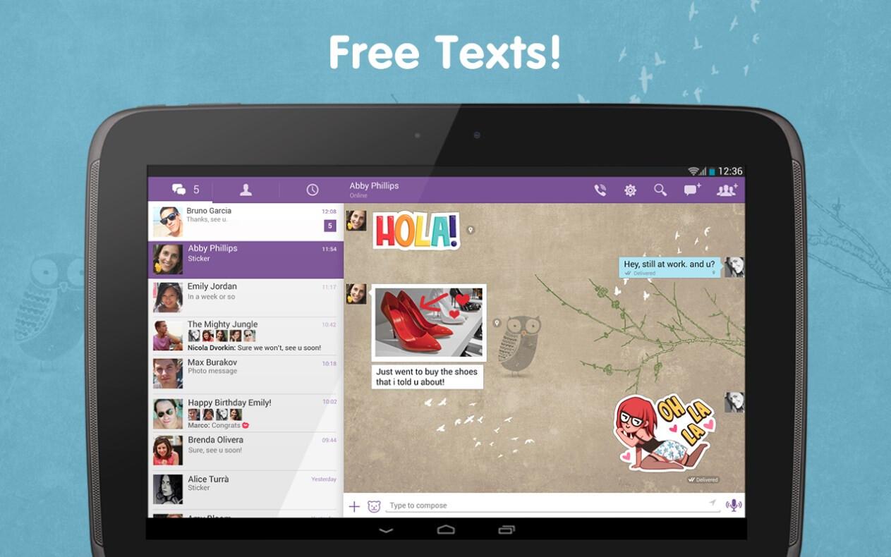 The best chat and instant messaging IM client apps for Android