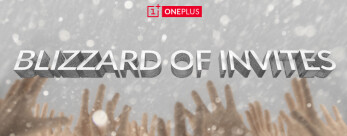 Win one of 5000 invites to buy the 64GB Sandstone Black OnePlus One