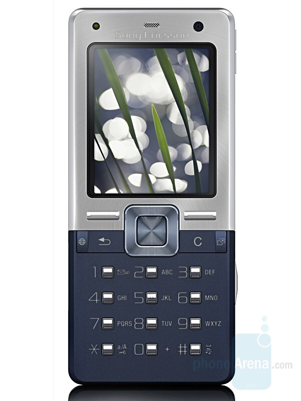 T650 - T-series - Sony Ericsson P1, S500, T650 and T250