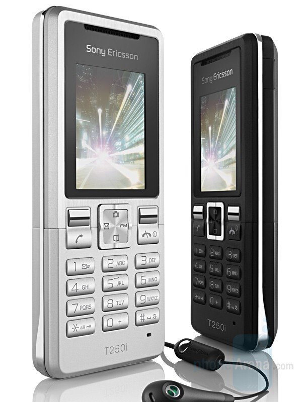 T250 - T-series - Sony Ericsson P1, S500, T650 and T250