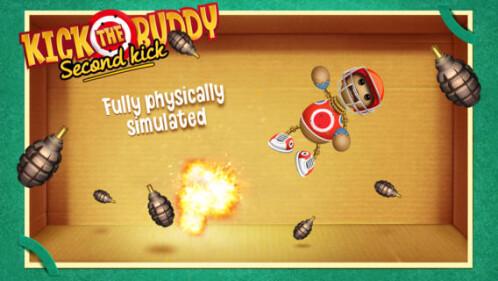 Kick the Buddy: Second Kick