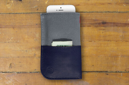 DODOcase Durables Wallet case for iPhone