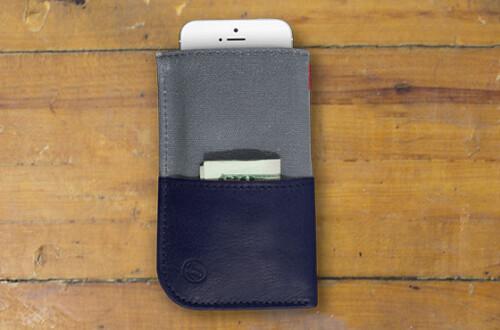 DODOcase Durables Wallet case for iPhone