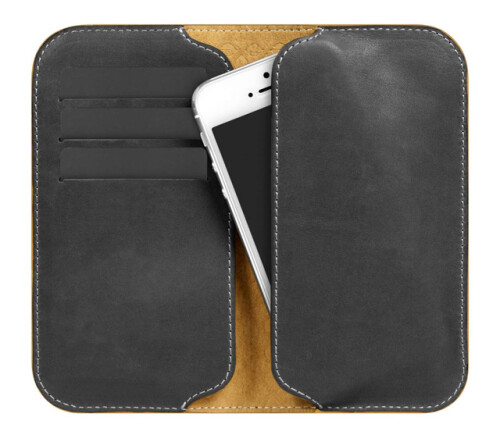 Incase Leather Wallet case for iPhone