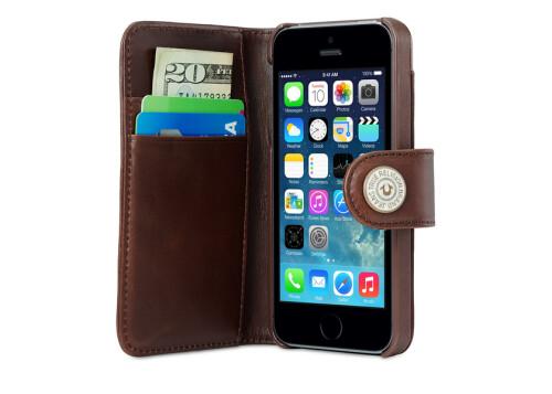 True Religion Zach Wallet Case for iPhone