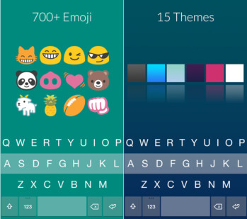 Fleksy receives new premium themes, interface overhaul, and more than a dozen new languages