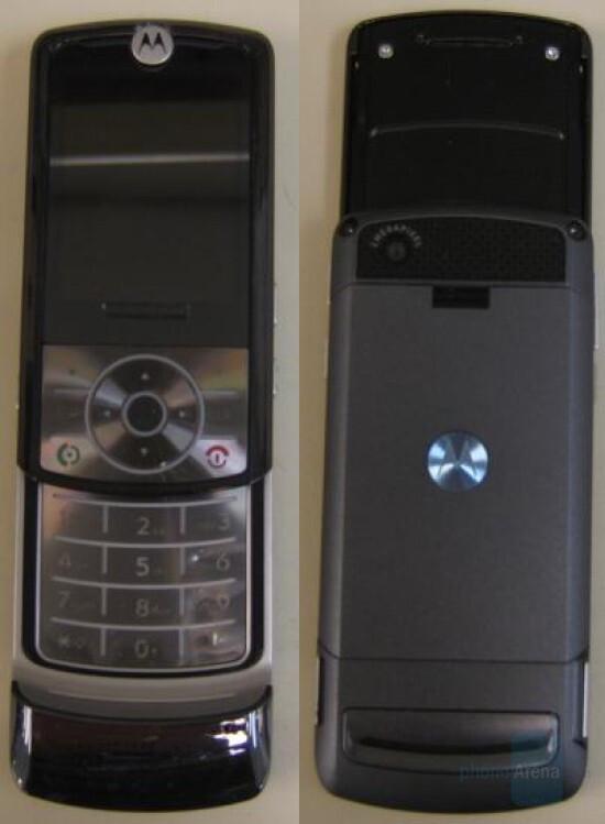 Motorola RIZR Z6tv - Verizon gets pretty TV phone - RIZR Z6tv