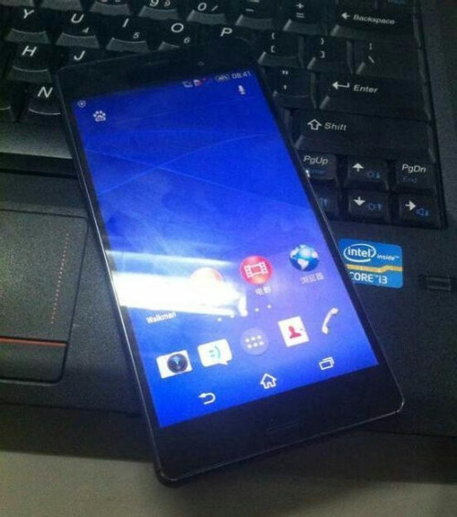 Some Sony Xperia Z3 specs apparently confirmed by @evleaks