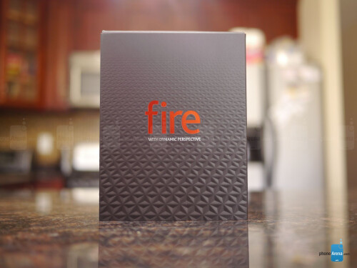 Amazon Fire Phone unboxing
