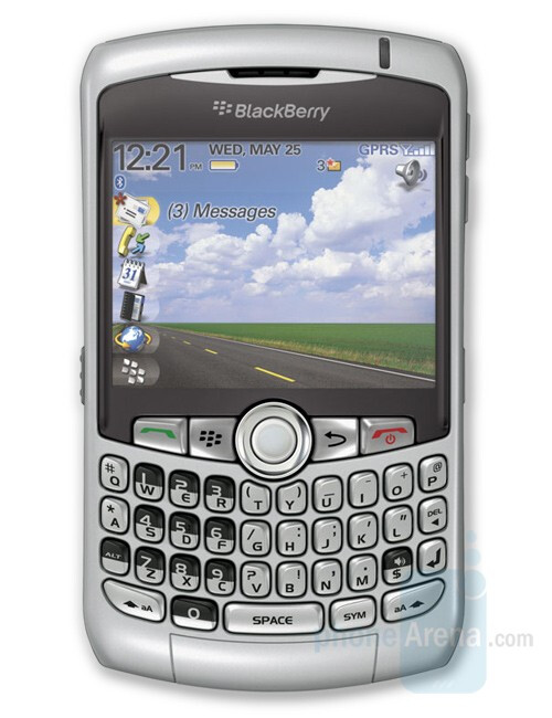 BlackBerry Curve - AT&T offers BlackBerry Curve