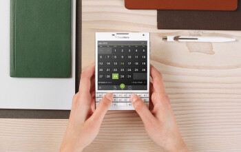 "White BlackBerry Passport confirmed, will have ""porcelain-like"" back panel"