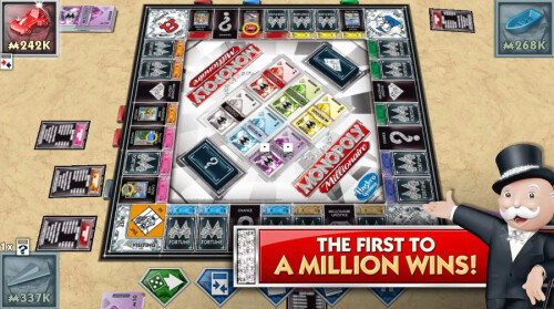 Monopoly Millionaire - $0.50, down from $1