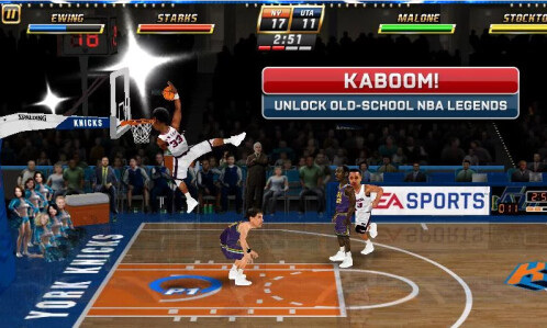 NBA JAM - $1, down from $5
