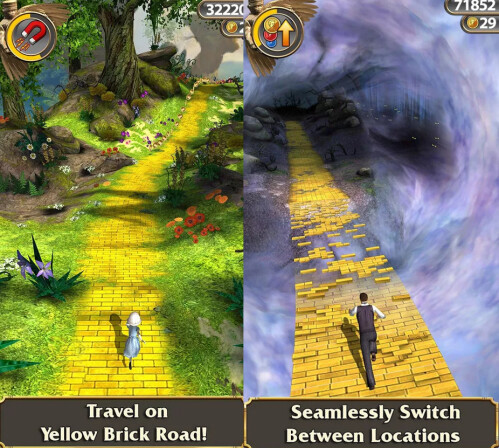 Temple Run: Oz - $1, down from $2