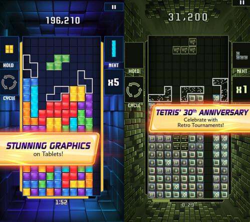 Tetris Blitz - some IAPs are 50% off
