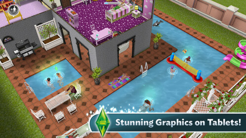 The Sims FreePlay - certain items are 50% off
