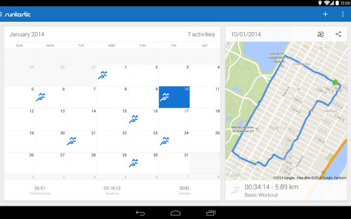 Runtastic PRO - $3, down from $5