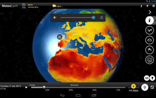 MeteoEarth - $1, down from $4