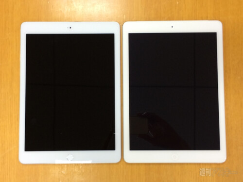 iPad Air 2 vs iPad Air