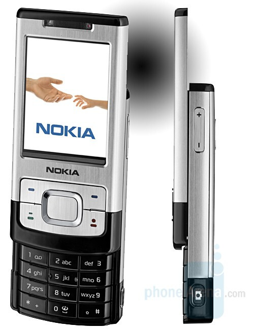 Nokia 6500 slider - Nokia announces 8600 Luna and 6500 series