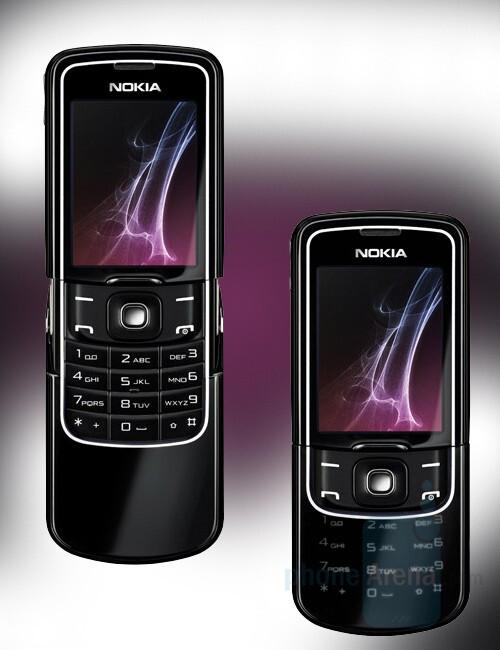 Nokia 8600 Luna - Nokia announces 8600 Luna and 6500 series