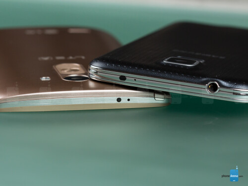 LG G3 vs Samsung Galaxy S5: vote for the better phone