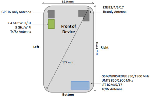 Samsung's 5.9-inch Galaxy Mega 2 may have visited the FCC