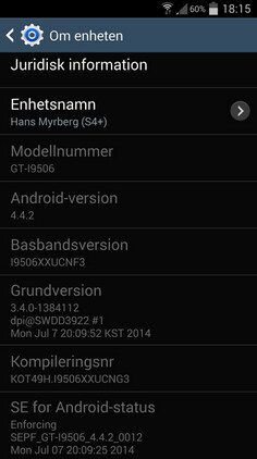 Update to KitKat is being sent out to the Samsung Galaxy S4 LTE-A - Update to KitKat finally arrives for Samsung Galaxy S4 LTE-A