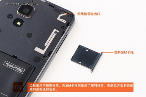 Xiaomi Mi 4 teardown