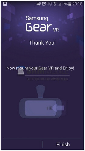 Samsung's VR Manager companion app leaks: a walkthrough for Sammy's virtual reality headset
