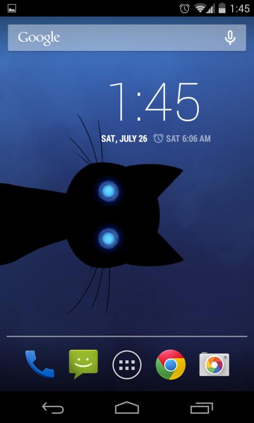 Stalker Cat