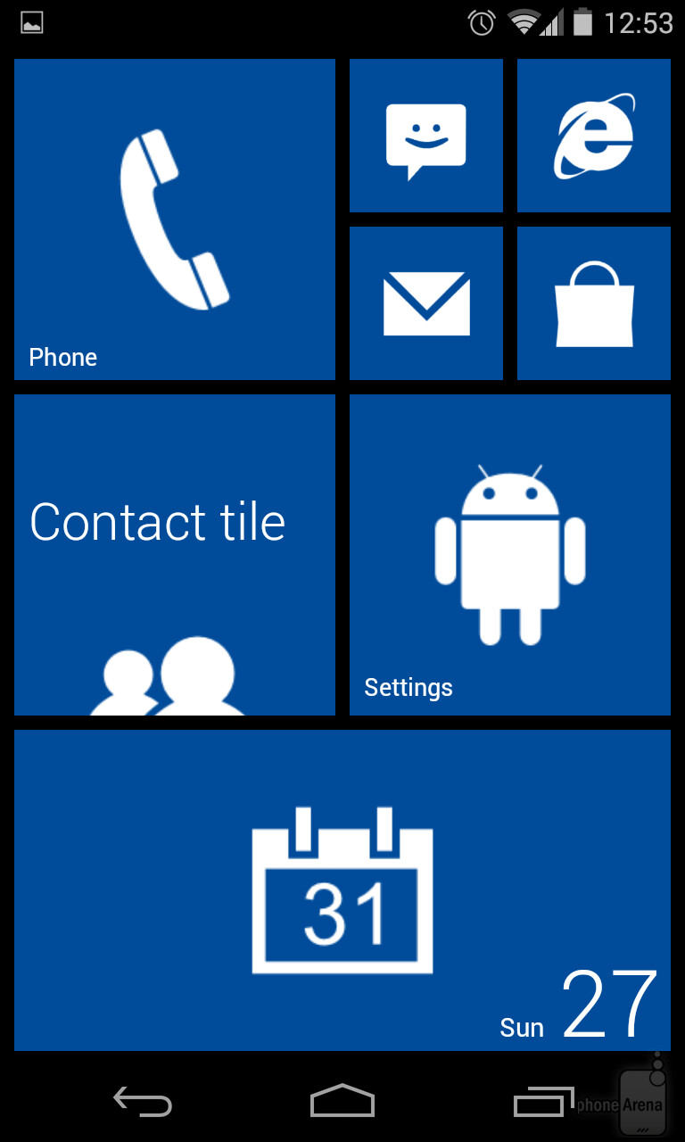 Phone Make Android Windows Phone another windows phone launcher image from how to make android look like 8