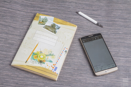 Use LG Qmemo+ for elaborate notekeeping