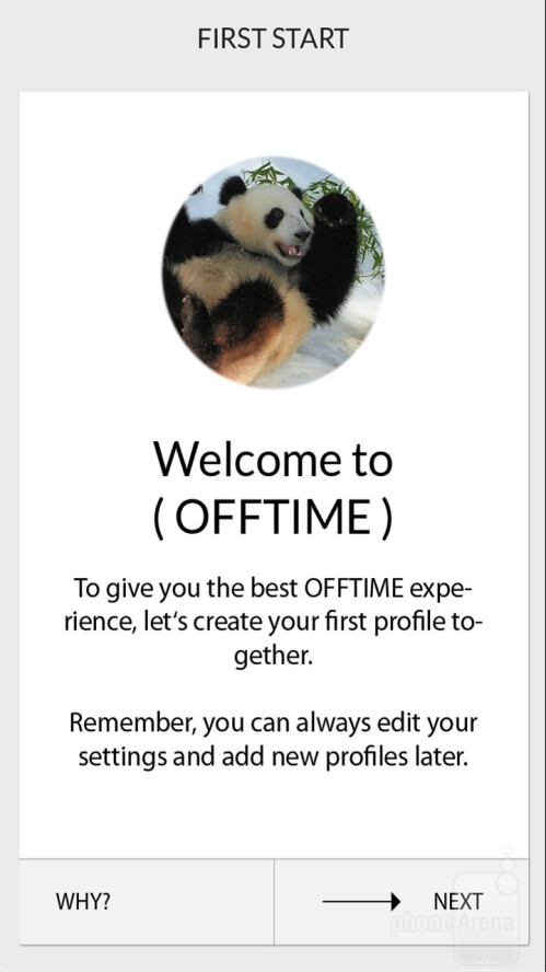 Get an invite for Offtime - the app that ensures you get enough time for your own in a hyper-connected world