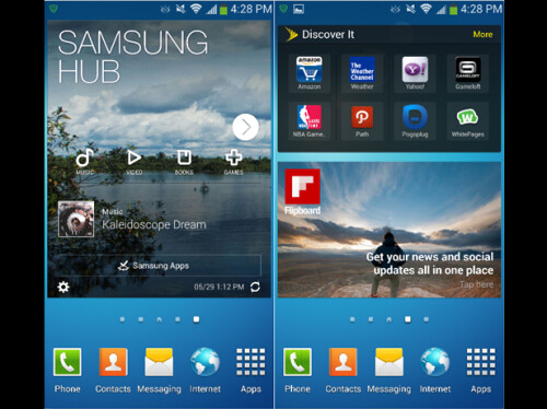 Limit the number of widgets on your homescreen