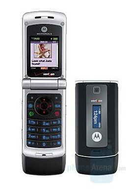 Motorola W385 - Verizon launches Chocolate VX8550 and budget Motorola