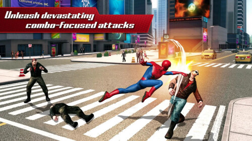 The Amazing Spider-Man 2 (Android) - $1.99, down from $4.99
