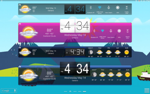 HD Widgets (Android) - $0.99, down from $1.99