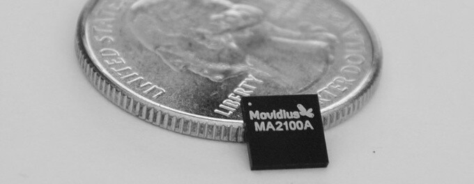 Movidius Myriad 2 vision processing chip unveiled: promises a revolution in computational photography within a year