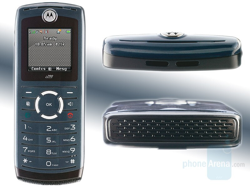 Motorola i290 - Motorola i290 is SLIM iDEN for Sprint?