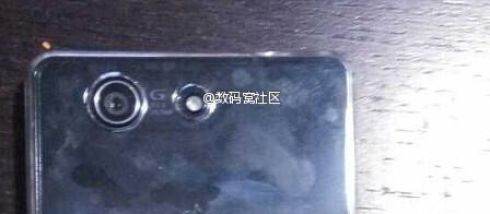 دوربین Xperia Z3 Compact