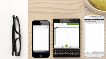 It's hip to be square-ish: old-fashioned BlackBerry Passport-lookalikes