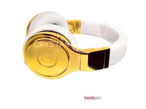 Beats™ by Dr. Dre™ Pro 24ct Gold Plated