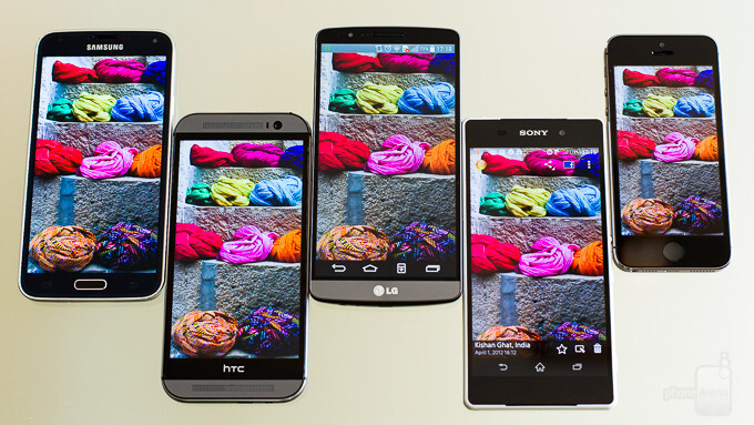 Which quality are you looking for most in a mobile display?