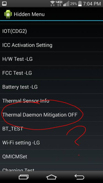 How to boost performance and improve outdoor visibility of the LG G3 without root