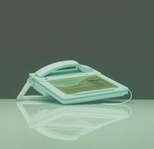 1983 phone concept designed for Apple Computers