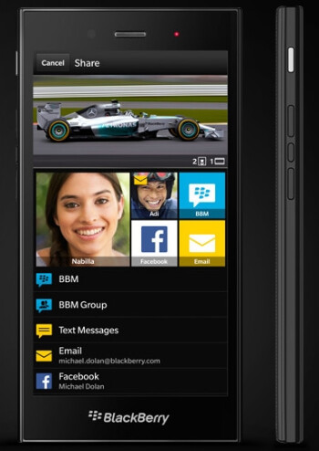 John Chen: BlackBerry Z3 has been extremely well received